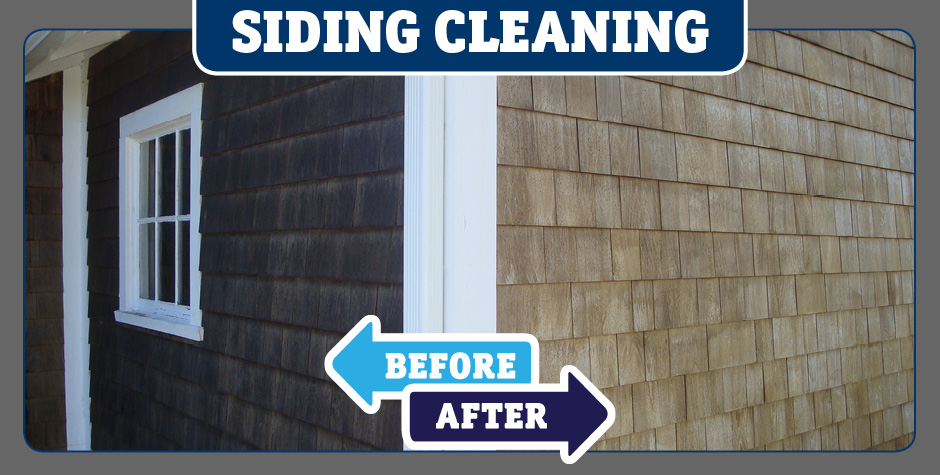 Vinyl Siding Cleaning - American Safe Wash
